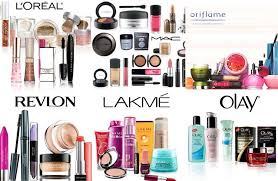 diffe global cosmetic brands