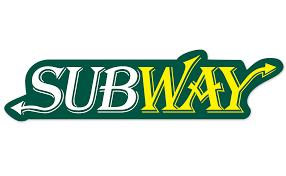 Subway Png Logo - Free Transparent PNG Logos