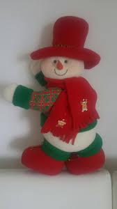 Pin de Alba Buritica en snowmen 3 | Manualidades navideñas ...