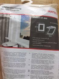 Hantech Fensterabdichtung Für Klimaanlage In 70327 Stuttgart For