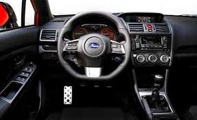 subaru wrx 2016 interior. Perfect Interior 2016 Subaru WRX Interior In Wrx T
