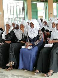 Muslim girls charged to work hard to achieve their dreams