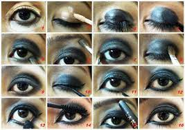 emo eye makeup tutorial
