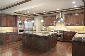 m01sampledoor chocolate maple glazed cabinets