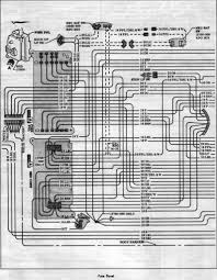 no headlights or park lights front chevelle chevelle tech fuse panel wiring diagram