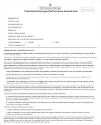 Personal Evaluation Template – Equityand.co