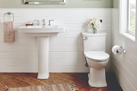 Toilet And Sink In One American Standard Townsend Bath Collection Expands With Elegant