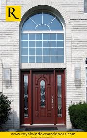 single front doors with glass. Single Front Doors. Entry Door , Wood Finish, Two Side Lites, Transom Doors With Glass