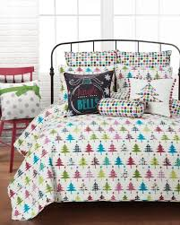 Christmas Bedding Sets – Ease Bedding with Style & Holiday Christmas Tree 3pc Quilt Adamdwight.com
