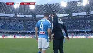 Il Napoli vince 2-0 sul Perugia, decisivo Insigne perfetto ...