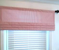 faux roman shade. Pink Roman Shades Faux On French Doors . How To Make Shade