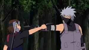Truyền Nhân Cửu Vĩ Hồ - Naruto Shippuuden - Tập 354 - Tenzou và Yukimi
