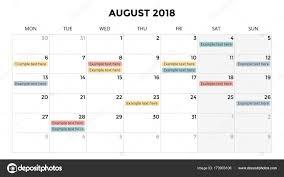 Calendar Infographic Table Chart Presentation Chart