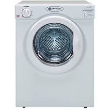 compact vented dryer.  Vented Image Is Loading WhiteKnightC39AW35kg2TempsReverse Intended Compact Vented Dryer T