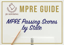 Mpre Scaled Score Chart Topic 4 Mpre Passing Scores By State Jd Advising