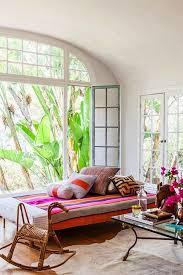 sunroom decor. 16 Wonderful Bohemian Sunroom Decor Ideas 12