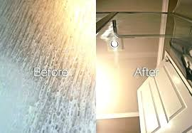 cleaning a shower how to clean shower doors and how to clean the plastic strip on cleaning a shower how