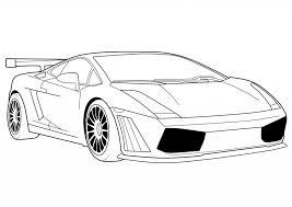 Free Printable Lamborghini Coloring Pages For Kids Kifestok Cars