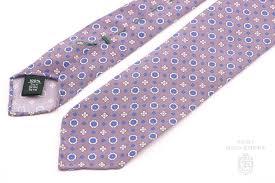 7 Quality Hallmarks Of A Tie Gentlemans Gazette