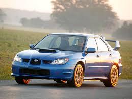 Subaru- The Impreza Line