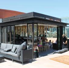 Contemporary Folding Patio Doors Cost 2013 Glass Mag Award Sanoma Pic Developed To Concept Design