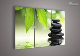 >2018 wall art botanical feng shui green picture oil painting on  2018 wall art botanical feng shui green picture oil painting on canvas pop decorative brick pictu from youartspace 43 19 dhgate com