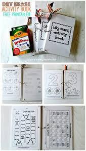dry erase activity books kids travel