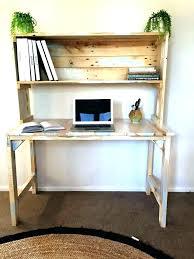 shelf desk computer ideas that make more spirit work pallet wood organizer bookshelf desktop wallpaper