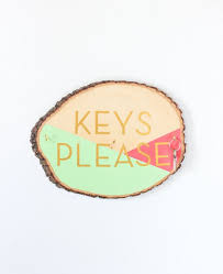 20 diy key holder inspirations to make
