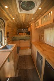 Van Conversion Interior Design Stella By Vanlife Customs A Van Straight Out Of Lord Of
