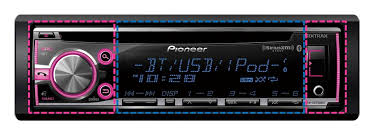 deh x3710ui cd receiver with mixtrax�, usb playback, android Pioneer Deh 17 Wiring-Diagram at Wiring Diagram For Pioneer Deh X3710ui
