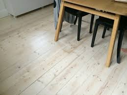 half white lime on old baltic pine floor with matt finish