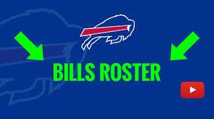 2019 Buffalo Bills Roster