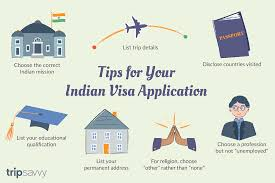 Tips For Completing Application Forms Indian Visa Application Form Instructions And Tips