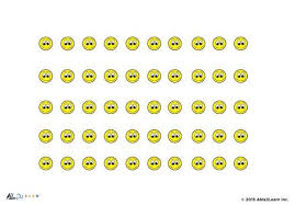 Token Board Rewards System Smiley Face