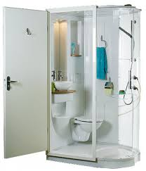 ... Rv Shower Combo Unit Toilet Pan Sink Combination From Bathroom ...