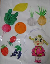 Наглядно дидактический материал по ознакомлению детей с витаминами  Наглядно дидактический материал по ознакомлению детей с витаминами А В С d