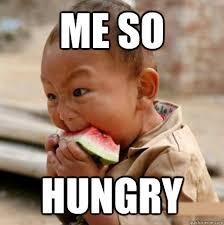 Hungry Baby memes | quickmeme via Relatably.com