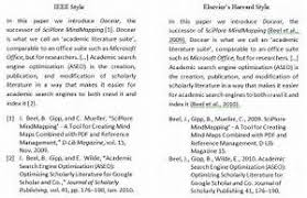 harvard referencing essay writing an abstract for a scientific harvard referencing essay