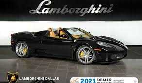 The engine produces 510 ps (375 kw; Ferrari F430 Spider For Sale Jamesedition