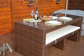 exclusive gartenlounge pool lounge sitzgruppe essgruppe polyrattan in outdoor