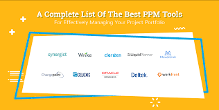 A Complete List Of The Best Ppm Tools The Digital Project Manager