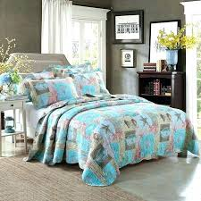 coastal quilt sets beach bedding and queen life