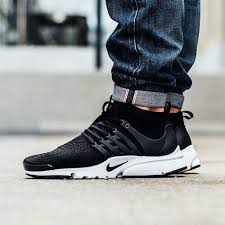nike running shoes black air. nike men\u0027s black air presto ultra flyknit running shoes: buy online at low prices in india - amazon.in shoes