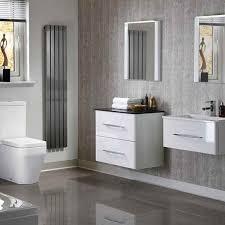 gloss gloss modular bathroom. Trevi-gls-white0 Gloss Modular Bathroom Wisteria Kitchens