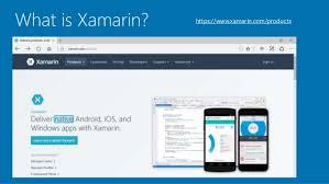 What Is Xamarin Intro To Xamarin