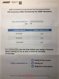 Term Life Insurance Rates Chart Aarp Life Insurance Rate Chart Www Imghulk Com