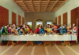the picture of the last supper painting leonardo da vinci the picture of the last