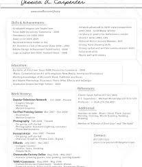 Carpenter Resume Example Sample Resume Carpentry Resume For