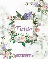 Bride Wedding Planner Rose Wedding Planning Organizer